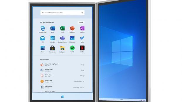 windows 10x, microsoft