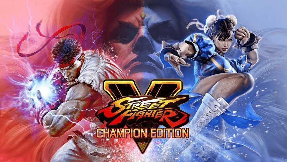 street fighter v, street fighter