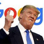 trump, antitrust, google, twitter, facebook, instagram