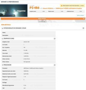 AMD Ryzen 3 4200G, Ryzen 5 PRO 4400G Renoir