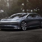 lucid air, tesla
