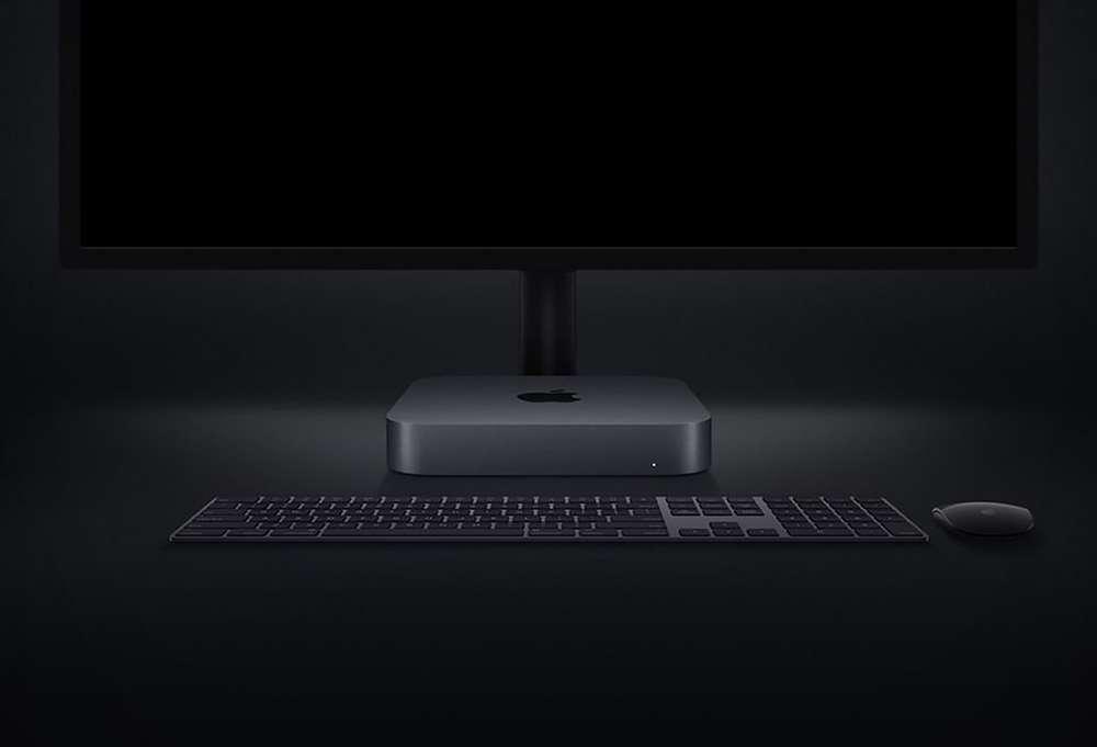 mac mini, a12z bionic
