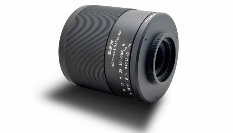 tokina, tokina 400mm f8