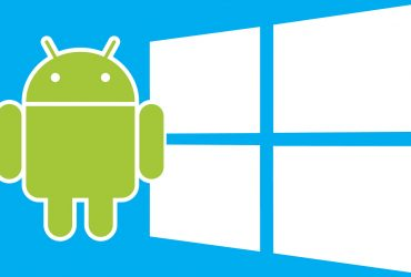 windows 10, android