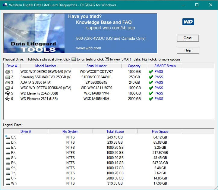 hard disk, hdd, ssd, windows 10